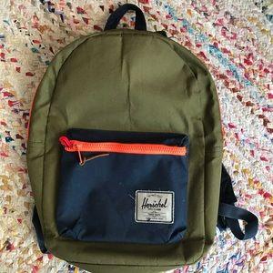 Herschel Settlement Backpacking great rare colors